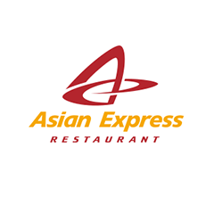 43 asian express logo